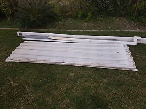 Old Roof Sheeting and Guttering Bellara Caboolture Area Preview