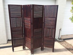 Folding 4 panel screen Nelson Bay Port Stephens Area Preview