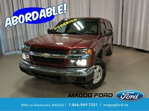 2007 Chevrolet Colorado LT TRES ABORDABLE