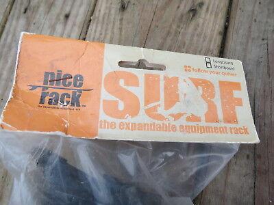 NIce Rack Surfboard Rack Shelf Single Wall Rack New in Package (Surfboard Wall Shelf)