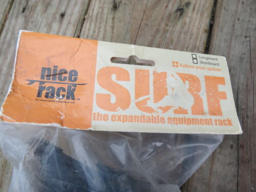 NIce Rack Surfboard Rack Shelf Single Wall Rack New in Package