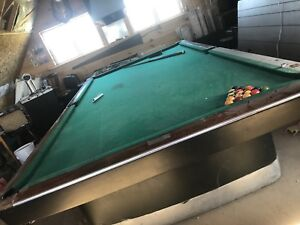 6ft x 12ft SNOOKER TABLE!