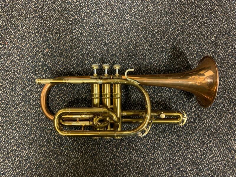 1941 12A CG Conn Coprion Cornet