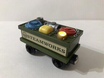 Thomas Wooden Railway Spare Parts Car