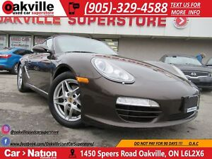 2009 Porsche Boxster TAN LEATHER | BOSE SOUND | HEATED SEATS