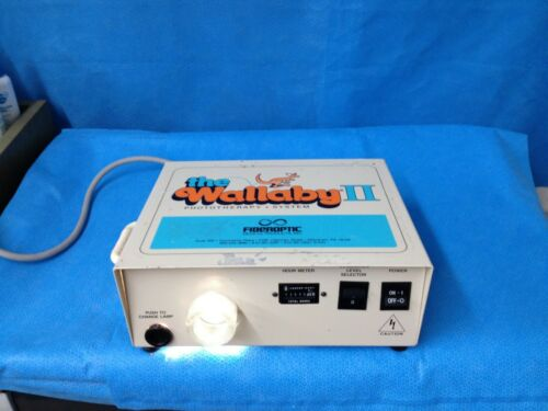 FiberOptic Medical MD-2000 The Wallaby II Phototherapy System