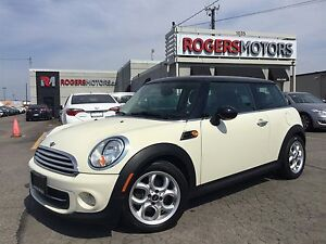 2013 MINI Cooper - LEATHER - PANORAMIC ROOF