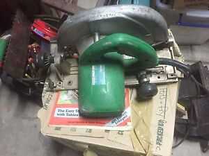 Big Hitachi Power Saw Newport Pittwater Area Preview