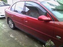 2002 Holden Commodore Sedan Park Holme Marion Area Preview