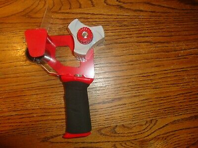 Scotch 3m Packaging Tape Gun Dispenser 2 Inch Foam Grip Heavy Duty- Brand New