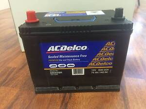 AC Delco S80D26R 600cca Car Battery Maintenance Free BRAND NEW Morningside Brisbane South East Preview