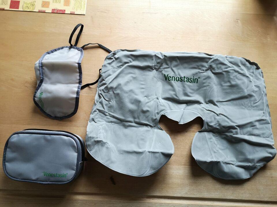 Travel Set Flug Reise Nackenkissen Schlafmaske in Taucha