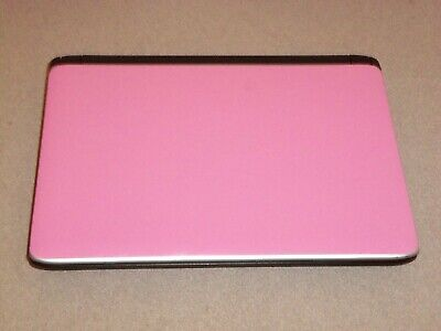 LIGHT PINK FAST Slim WIN7 WIDE SCREEN WEBCAM,DUAL CORE1.60GHz,2.0G,160G
