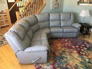 Palliser 3 Piece Reclining Sectional