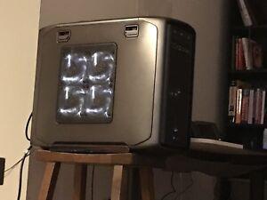 Quad Core - i5 - dual crossfire r9 290x/390x gpus