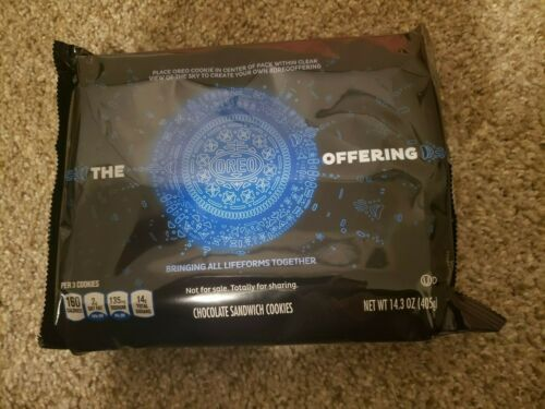The Oreo Offering Limited Edition LE 3000 Alien Oreos Sealed IN HAND Fast Ship