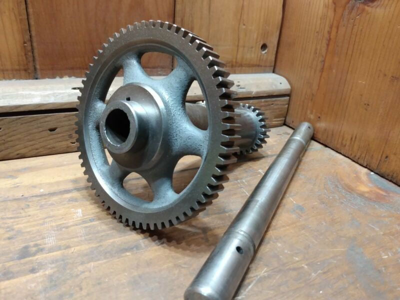 South Bend Heavy 10 Lathe Complete Back Gear