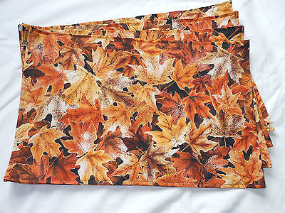 Пластмассовые Autumn Fall Brown Orange Frosted