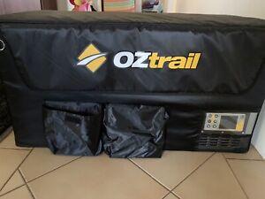 Oztrail 80L Dual Zone Fridge/Freezer