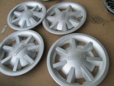 """golf cart wheel covers hubcaps for EZGO Yamaha club car hubcap bronze 8""""  used"""