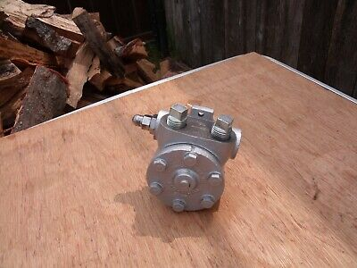 Tuthill 2l35-a Tang Drive Gear Pump 12in Npt Ports