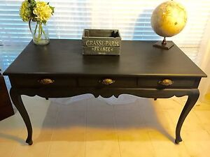 Exquisite French Provincial Desk/Dressing Table/Dresser Butler Wanneroo Area Preview