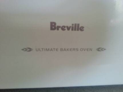 breville bread maker Tin Can Bay Gympie Area Preview