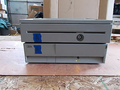 Ibm 4800-e42 Pos System Cash Drawer 41j7674 Free Shipping