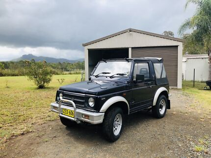 1994 Suzuki Sierra - Expressions of interest Upper Lansdowne Greater Taree Area Preview