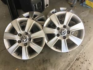 VW Wheel Rims to suit 215/65/R16 Rothwell Redcliffe Area Preview