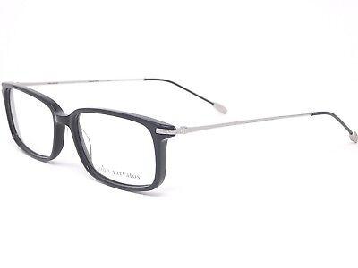 John Varvatos prescription Glasses V338 Crystal designer frames 52-16-140 Rx