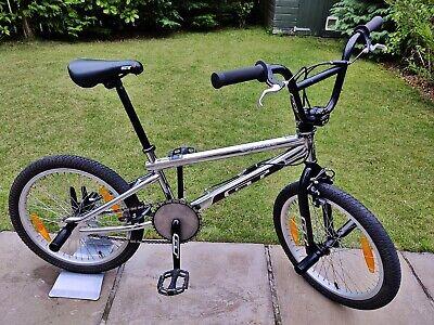 *2001* GT GRIND 100% Chrome Retro BMX Mid Skool Bike Haro Skyway USA Stunt Gyro