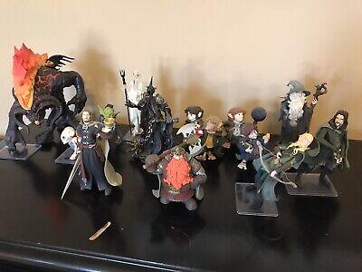 Huge Weta Mini Epics Lord of the Rings Vinyl Figure Lot Frodo Balrog Gandalf