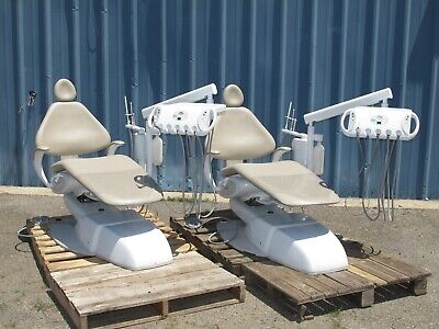 Lot Of 2 Kavo Environment Dental Chair Delivery System Assistant Arm Package