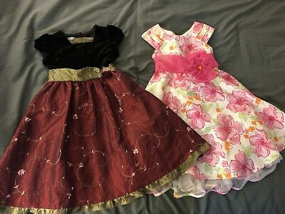 Little Girls Special Occasion Dresses  Size 5/5T](Little Girls Special Occasion Dress)