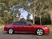 2007 Ford Falcon Sedan XR6 BFII 6Speed Auto Long Rego Logbooks Moorebank Liverpool Area Preview