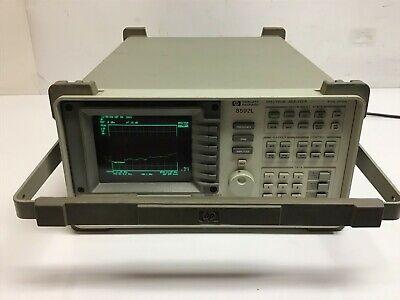 Hp Agilent 8592l Spectrum Analyzer 9 Khz To 2226.5 Ghz W Option 041