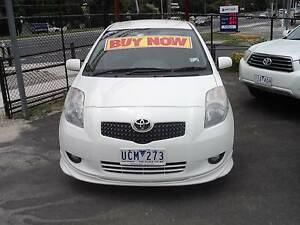 2006 Toyota Yaris Hatchback Ferntree Gully Knox Area Preview