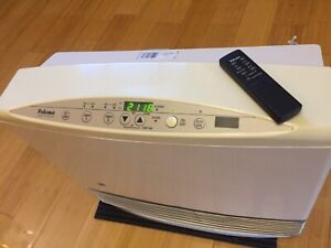 Remote controlled Paloma gas heater for sale