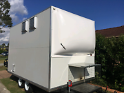 2017 model food van, fully equipped. Metford Maitland Area Preview