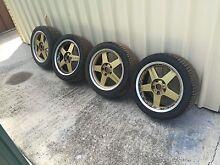 Ray's engineered Mazdaspeed MS-01F 16 x 7 wheels, 5 114.3 stud West Tamworth Tamworth City Preview