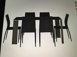 Groove 7 piece Dining Set Penrith Penrith Area Preview
