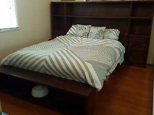 Great Queen bed frame - lots of storage! Coorparoo Brisbane South East Preview
