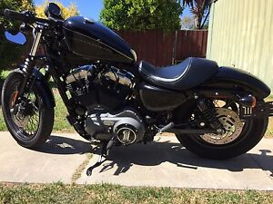 Harley Davidson Nightster xl1200n only 6200kms Bairnsdale East Gippsland Preview