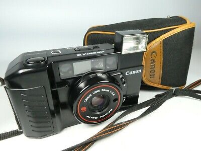 Old Vintage CANON AF35M II (SURE SHOT) Compact 35mm Film Camera Please Read