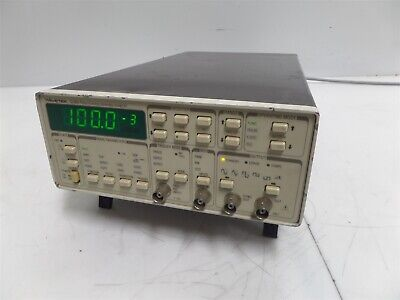 Wavetek Model 81 50mhz Pulsefunction Generator