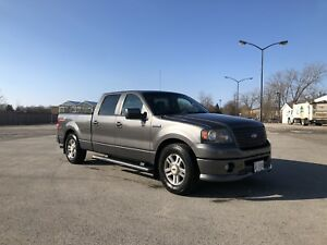"""2007 Ford F-150 """"Low Km"""""""