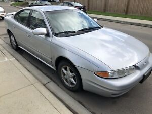2001 Oldsmobile Alero with Inspection