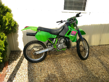 Kawasaki KDX200 2 Stroke Dirt Bike Trail