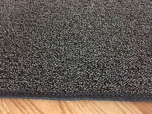 Blue/charcoal rug - lowered price -
